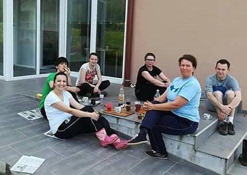 Gruppboendet i Mostar expanderar
